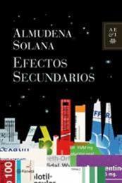 descargar epub Efectos secundarios – Autor Almudena Solana