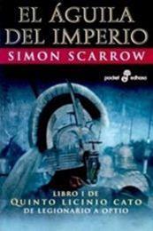 descargar epub El águila del imperio – Autor Simon Scarrow gratis