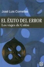 descargar epub El éxito del error. Los viajes de Colon – Autor José Luis Comellas