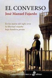 descargar epub El Converso – Autor Jose Manuel Fajardo