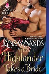 descargar epub El Highlander toma una novia – Autor Lynsay Sands