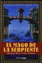 descargar epub El Mago De La Serpiente – Autor Margaret Weis;Tracy Hickman