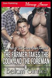 descargar epub El agricultor toma al cocinero y al capataz – Autor Bellann Summer gratis