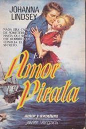 descargar epub El amor del pirata – Autor Johanna Lindsey gratis