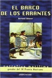 descargar epub El barco de los errantes – Autor Antoni Oliver