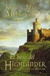 descargar epub El beso del Highlander – Autor Karen Marie Moning