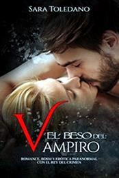 descargar epub El beso del vampiro – Autor Sara Toledano gratis