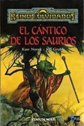 descargar epub El cántico de los Saurios – Autor Jeff Grubb;Kate Novak gratis