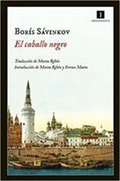descargar epub El caballo negro – Autor Borís Sávinkov