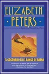 descargar epub El cocodrilo en el banco de arena – Autor Elizabeth Peters