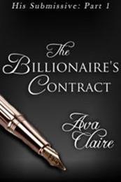descargar epub El contrato del multimillonario – Autor Ava Claire