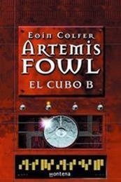 descargar epub El cubo B – Autor Eoin Colfer