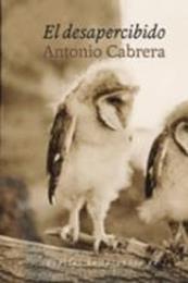 descargar epub El desapercibido – Autor Antonio Cabrera