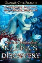 descargar epub El descubrimiento de Kalina – Autor Cheyenne McCray gratis