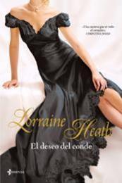 descargar epub El deseo del conde – Autor Lorraine Heath gratis
