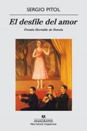 descargar epub El desfile del amor – Autor Sergio Pitol gratis