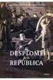 descargar epub El desplome de la república – Autor Ángel Viñas;Fernando Hernández Sánchez gratis