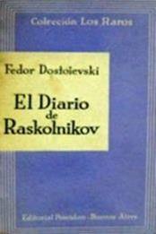 descargar epub El diario de Raskolnikov – Autor Fiódor Dostoyevski gratis