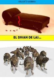 descargar epub El diván de las ratas – Autor Erlantz Gamboa