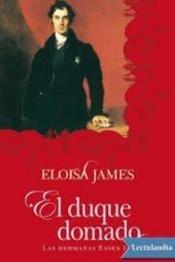 descargar epub El duque domado (Epílogo) – Autor Eloisa James