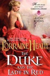 descargar epub El duque y la dama de rojo – Autor Lorraine Heath gratis