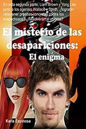 descargar epub El enigma – Autor Karla Cristina Espinosa Ceja