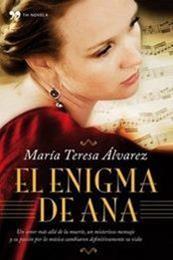 descargar epub El enigma de Ana – Autor María Teresa Álvarez gratis