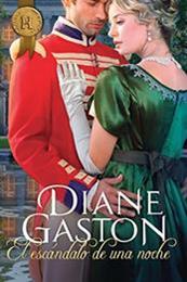 descargar epub El escándalo de una noche – Autor Diane Gaston