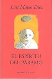 descargar epub El espíritu del páramo – Autor Luis Mateo Díez