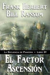 descargar epub El factor ascensión – Autor Bill Ransom;Frank Herbert gratis
