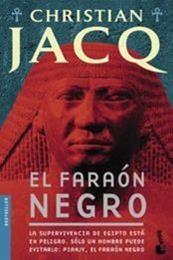 descargar epub El faraón negro – Autor Christian Jacq gratis