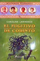 descargar epub El fugitivo de Corinto – Autor Caroline Lawrence