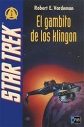 descargar epub El gambito de los klingon – Autor Robert E. Vardeman