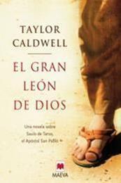 descargar epub El gran león de dios – Autor Taylor Caldwell gratis