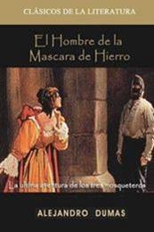 descargar epub El hombre de la máscara de hierro – Autor Alejandro Dumas