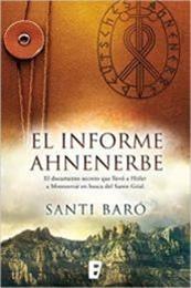 descargar epub El informe Ahnenerbe – Autor Santi Baró