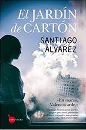 descargar epub El jardín de cartón – Autor Santiago Álvarez