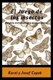 descargar epub El juego de los insectos – Autor Josef ?apek;Karel ?apek gratis