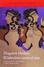 descargar epub El laberinto  junto al mar – Autor Zbigniew Herbert