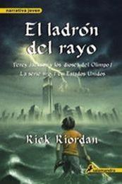 descargar epub El ladrón del rayo – Autor Rick Riordan gratis