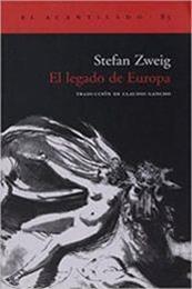 descargar epub El legado de europa – Autor Stefan Zweig gratis