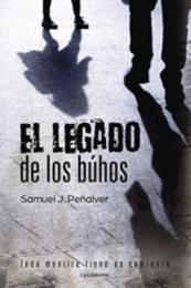 descargar epub El legado de los búhos – Autor Samuel J. Peñalver