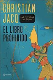 descargar epub El libro prohibido – Autor Christian Jacq