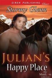 descargar epub El lugar feliz de Julian – Autor Stormy Glenn gratis