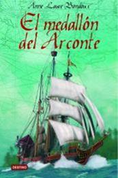 descargar epub El medallón del Arconte – Autor Anne Laure Bondoux