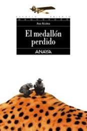 descargar epub El medallón perdido – Autor Ana Alcolea