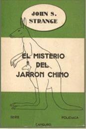 descargar epub El misterio del jarrón chino – Autor John Stephen Strange