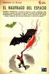 descargar epub El náufrago del espacio – Autor Gustave le Rouge