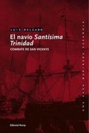 """descargar epub El navío """"Santísima Trinidad"""" – Autor Luis Delgado Bañón"""