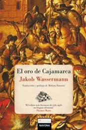 descargar epub El oro de Cajamarca – Autor Jakob Wassermann